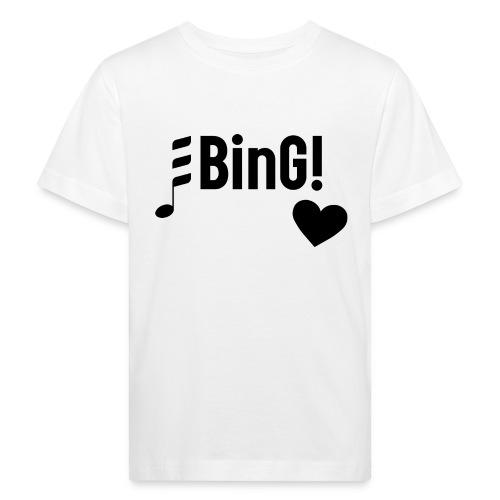 BinG Love - Kinder Bio-T-Shirt