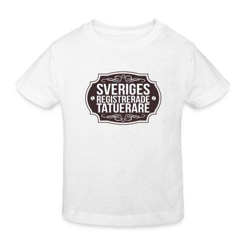 SverigesTatuerare - Ekologisk T-shirt barn