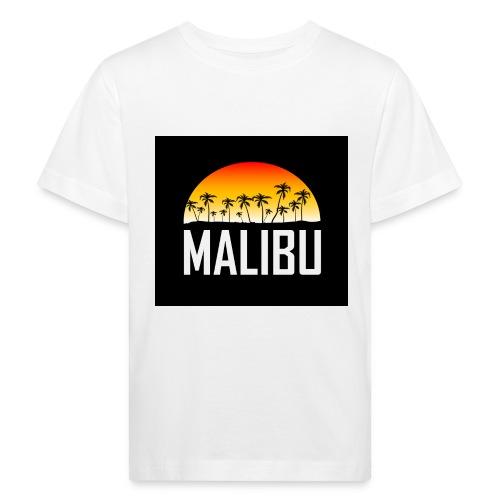 Malibu Nights - Kids' Organic T-Shirt
