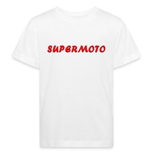SupermotoLuvan - Ekologisk T-shirt barn