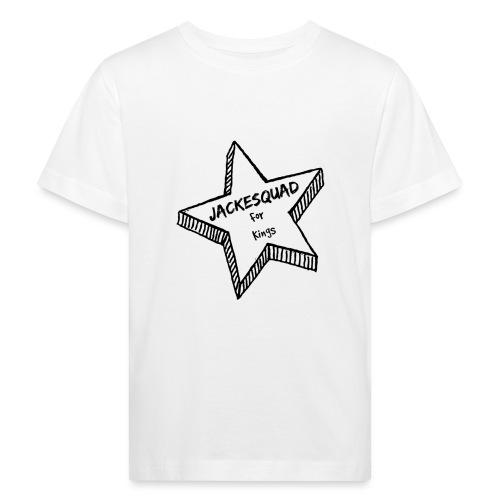 JACKESQUAD - Ekologisk T-shirt barn