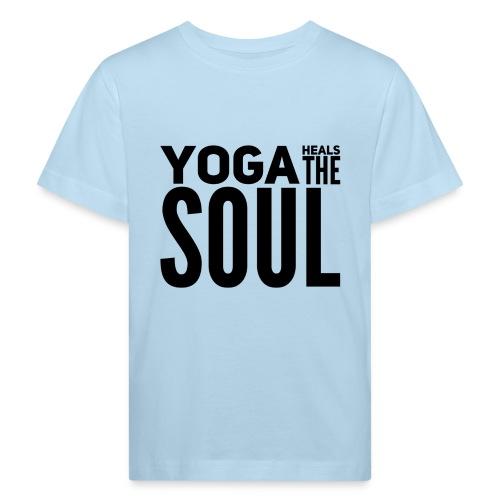 yogalover - Kinderen Bio-T-shirt