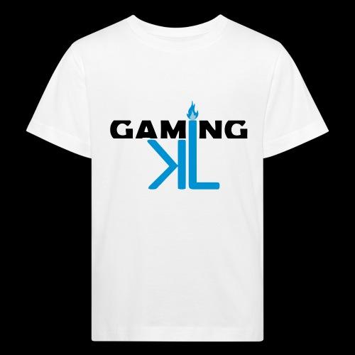 Kassu_L LOGO - Lasten luonnonmukainen t-paita