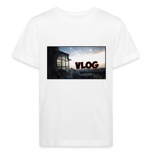 Vlog - Kids' Organic T-Shirt