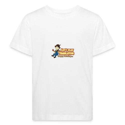 LPS LOGO - Kids' Organic T-Shirt