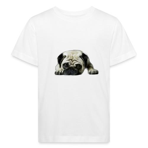 Cute pugs - Camiseta ecológica niño
