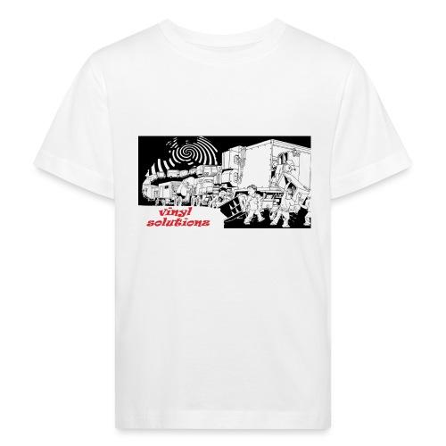 vinyl solutionz - Kids' Organic T-Shirt