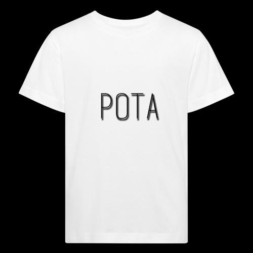 pota2 - Maglietta ecologica per bambini