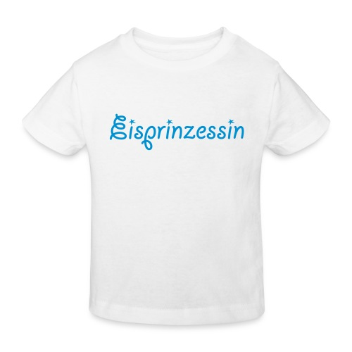 Eisprinzessin, Ski Shirt, T-Shirt für Apres Ski - Kinder Bio-T-Shirt