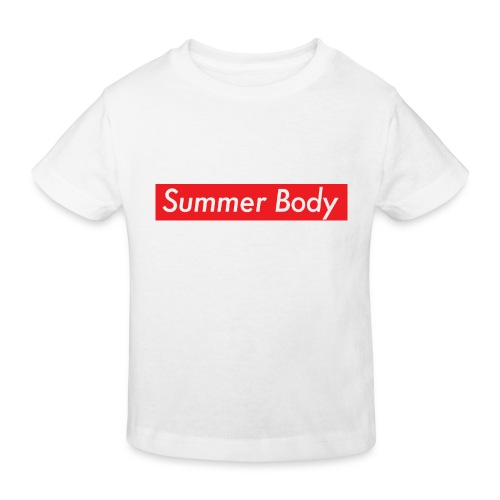 Summer Body - T-shirt bio Enfant
