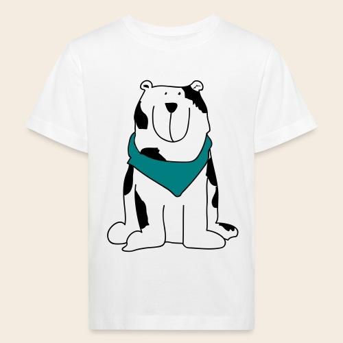 Gros chien mignon - T-shirt bio Enfant