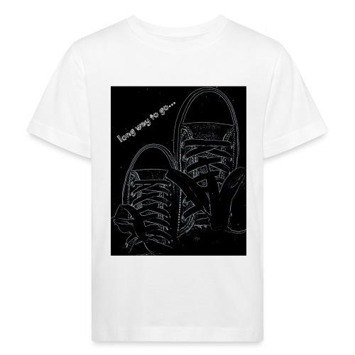 Long way to go - Kids' Organic T-Shirt