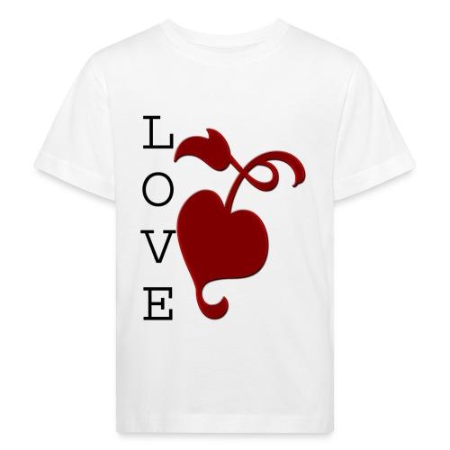 Love Grows - Kids' Organic T-Shirt