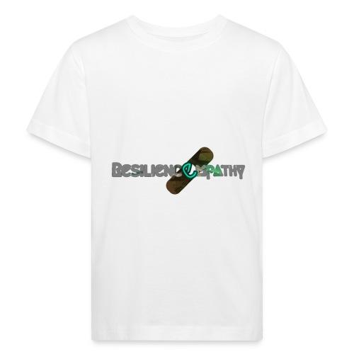 Resiliencempathy green - Maglietta ecologica per bambini