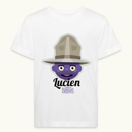 Lucien (Le monde des Pawns) - T-shirt bio Enfant