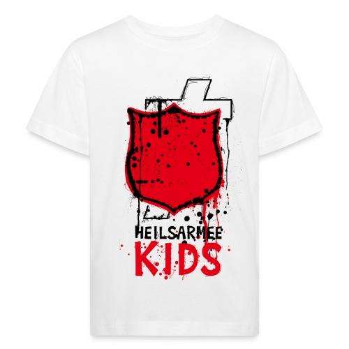 Kids Shirts Shield - Kinder Bio-T-Shirt