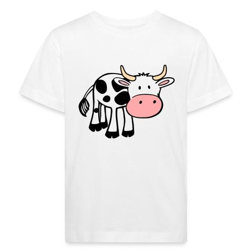 Cow - Camiseta ecológica niño