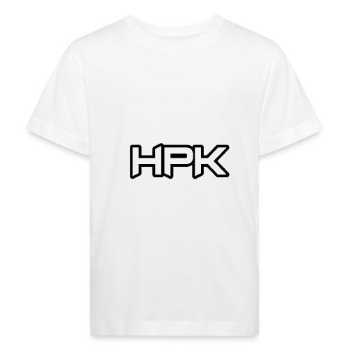 Het play kanaal logo - Kinderen Bio-T-shirt