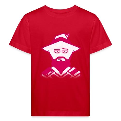 uzalu the Wizard - Kids' Organic T-Shirt