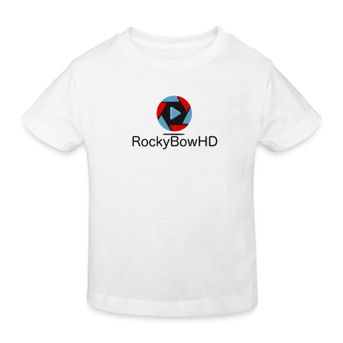 RockyBowHD - Kinder Bio-T-Shirt