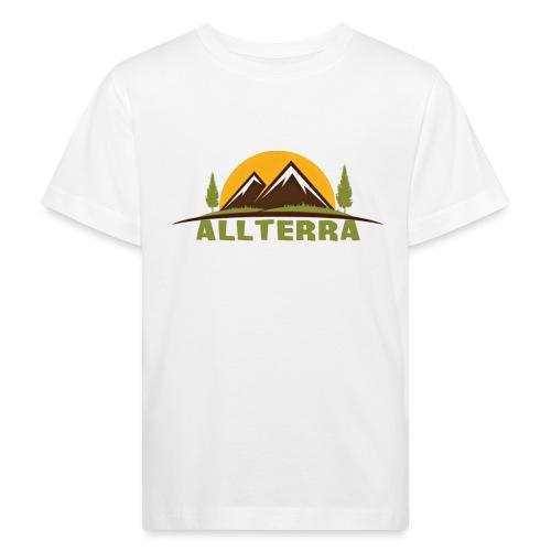 camiseta básica Alterra - Camiseta ecológica niño