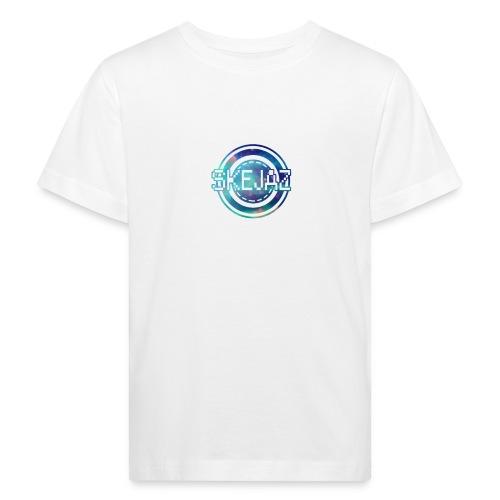 Official SKEJAZ Band Logo - Kids' Organic T-Shirt
