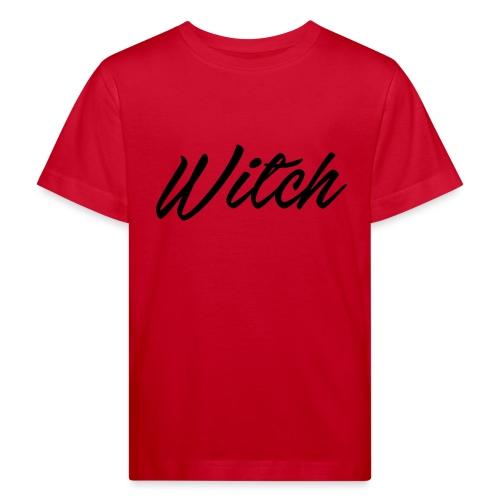 witch - T-shirt bio Enfant