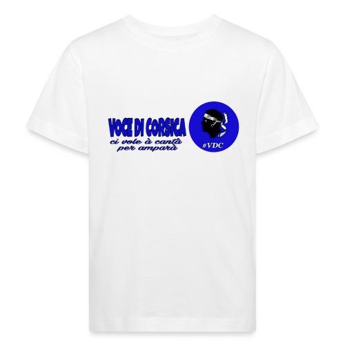 Voce di Corsica logo 1 - T-shirt bio Enfant