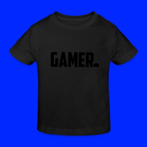 gamer. - Kinderen Bio-T-shirt