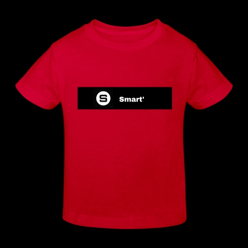 Smart' BOLD - Kids' Organic T-Shirt