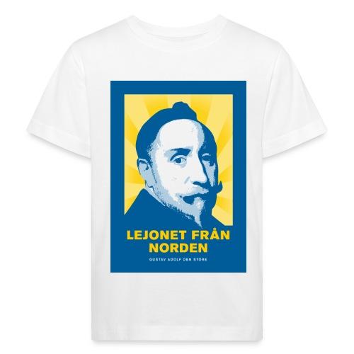 Lejonet från Norden - Ekologisk T-shirt barn