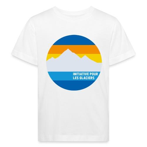 Initiative pour les glaciers - T-shirt bio Enfant