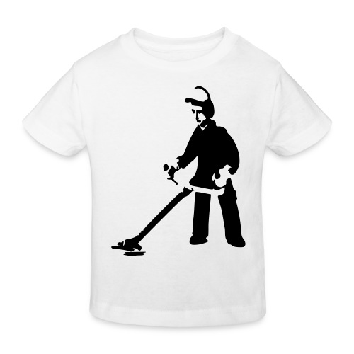 sensenmann - Kinder Bio-T-Shirt