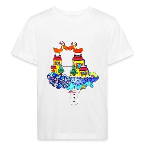 Elans de tendresse - T-shirt bio Enfant
