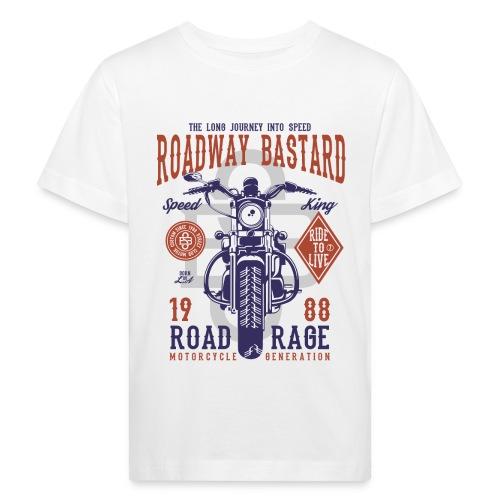 Roadway Bastard - Kinderen Bio-T-shirt