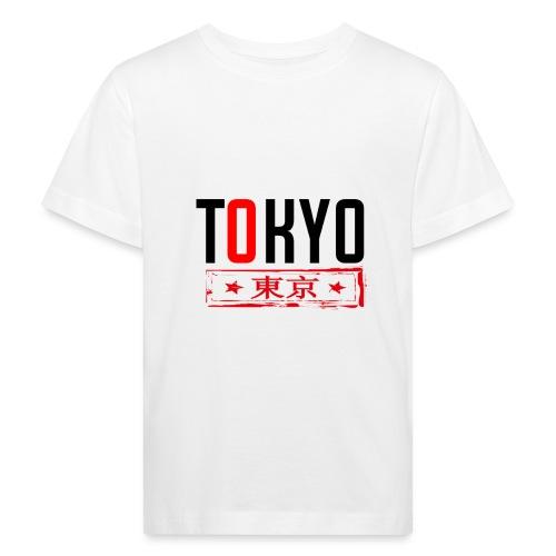 Tokyo Design. Modern und trendy - Kinder Bio-T-Shirt