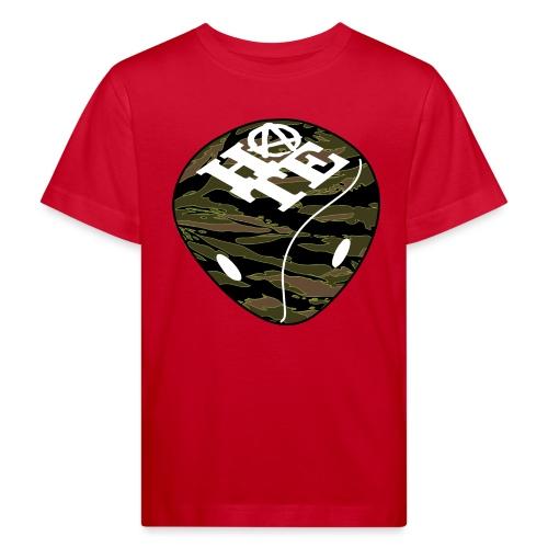 HATE Tiger - Kids' Organic T-Shirt