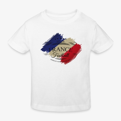France Football - Kinder Bio-T-Shirt