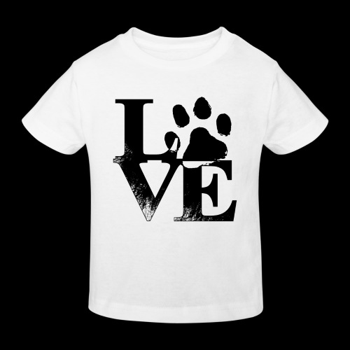 LOVE - T-shirt bio Enfant