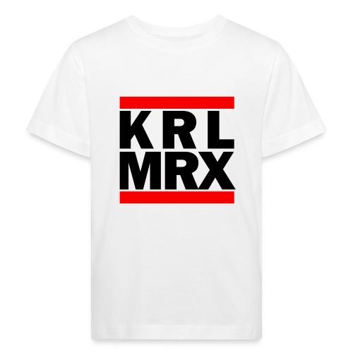 Krl Mrx | Karl Marx | T-Shirt - Kinder Bio-T-Shirt
