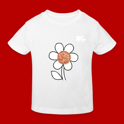 Pizzaflower Edition - Kinder Bio-T-Shirt