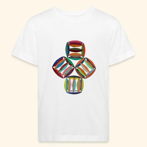 square2square - Kinderen Bio-T-shirt