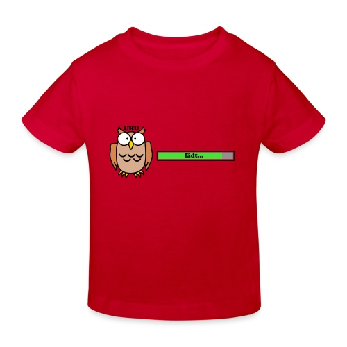 Uhu - Kinder Bio-T-Shirt