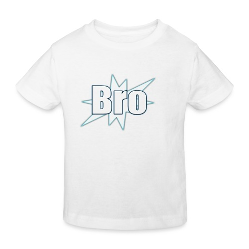 Bro hats and shirts - Organic børne shirt