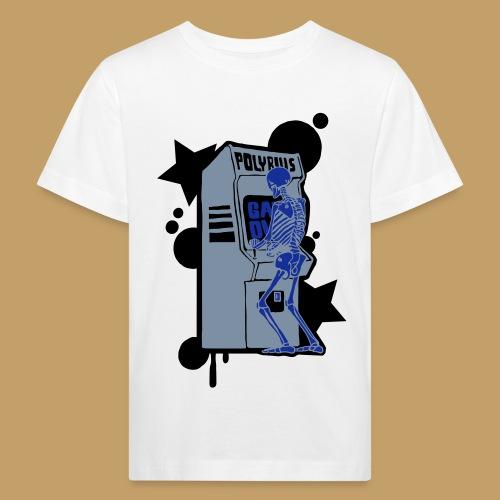Hi-Score Silver X-ray - Ekologiczna koszulka dziecięca