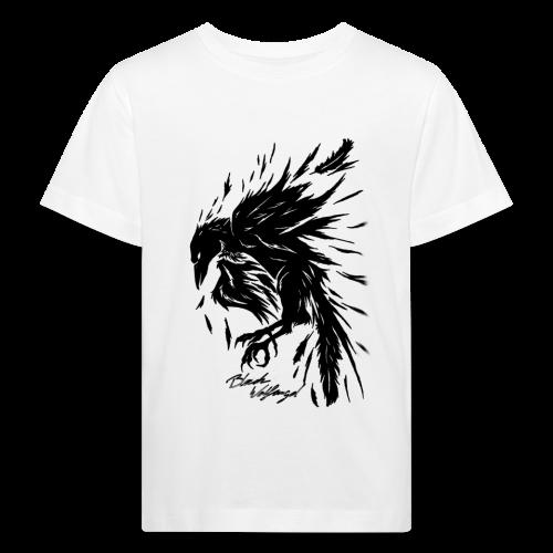 raven_tribal - Kinder Bio-T-Shirt