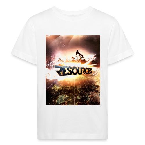 RESOURCES Splash Screen - Kinder Bio-T-Shirt