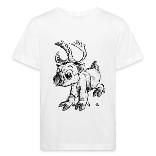 Caribou - T-shirt bio Enfant