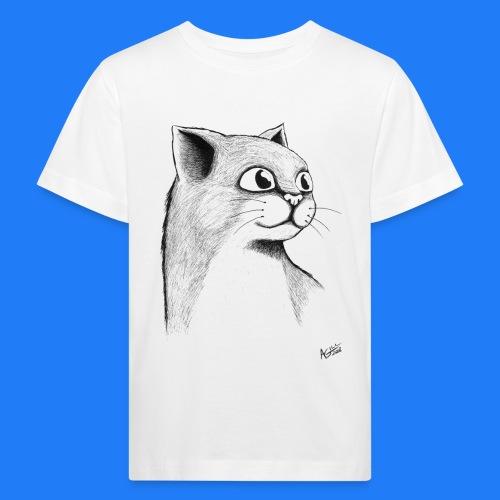 CAT HEAD by AGILL - T-shirt bio Enfant