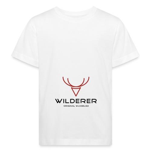 WUIDBUZZ | Wilderer | Männersache - Kinder Bio-T-Shirt